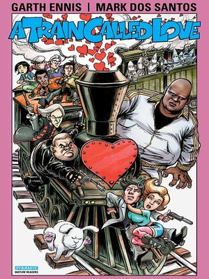 cover image of A Train Called Love