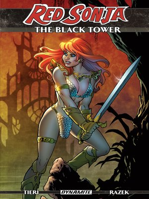 cover image of Red Sonja: The Black Tower