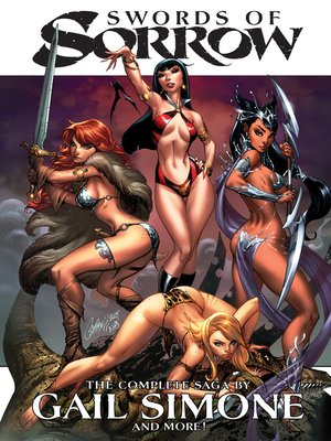 cover image of Swords of Sorrow