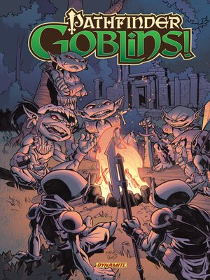cover image of Pathfinder: Goblins!