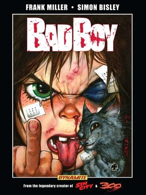 cover image of Bad Boy