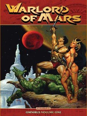 cover image of Warlord of Mars: Dejah Thoris (2011) Omnibus, Volume 2