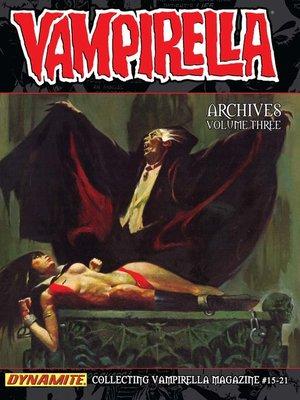 cover image of Vampirella Archives, Volume 3