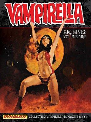 cover image of Vampirella Archives, Volume 9