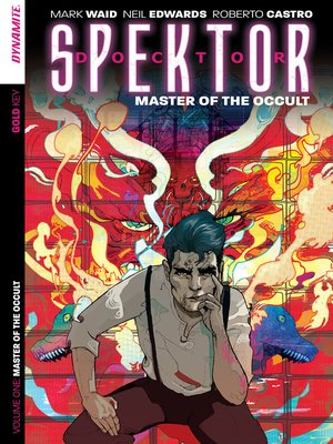 cover image of Doctor Spektor: Master of the Occult