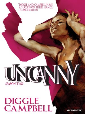 cover image of Uncanny: Season 2