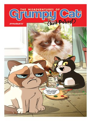 cover image of The Misadventures of Grumpy Cat and Pokey