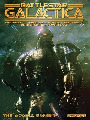 cover image of Battlestar Galactica, Volume 2