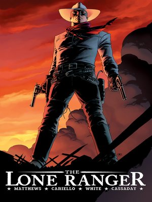 cover image of The Lone Ranger (2006), Volume 1