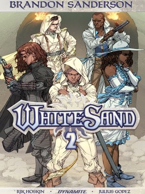 cover image of White Sand (2016), Volume 2