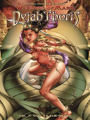 cover image of Warlord of Mars: Dejah Thoris (2011), Volume 7