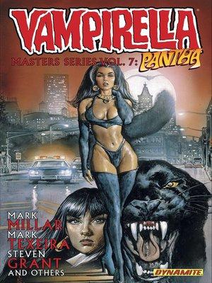 cover image of Vampirella: Masters Series (2010), Volume 7