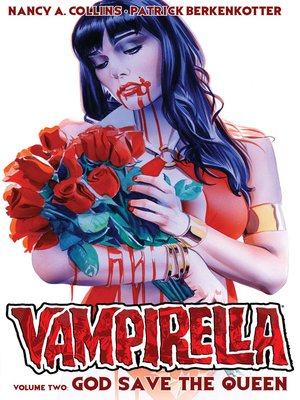 cover image of Vampirella (2014), Volume 2