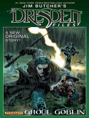cover image of Jim Butcher's The Dresden Files