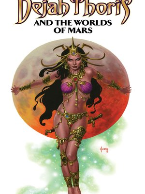 cover image of The Art of Dejah Thoris and the Worlds of Mars, Volume 2
