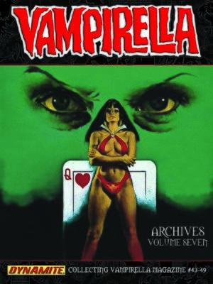 cover image of Vampirella Archives, Volume 7