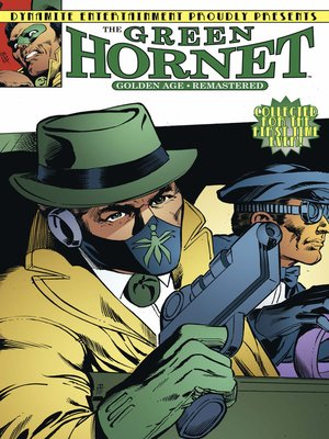 cover image of The Green Hornet: Golden Age Remastered