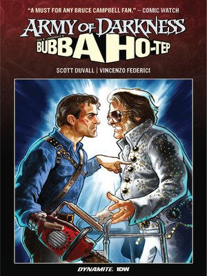 cover image of Army of Darkness/Bubba Ho-Tep