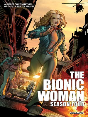 cover image of The Bionic Woman: Season Four