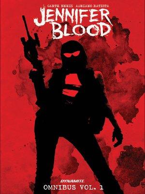 cover image of Jennifer Blood (2011), Omnibus Volume 1