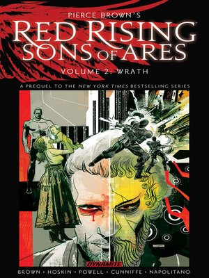 cover image of Pierce Brown's Red Rising: Sons of Ares (2017), Volume 2