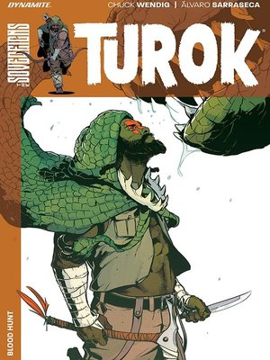 cover image of Turok (2017), Volume 1