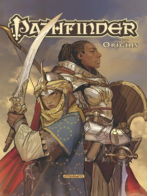 cover image of Pathfinder (2012), Volume 4