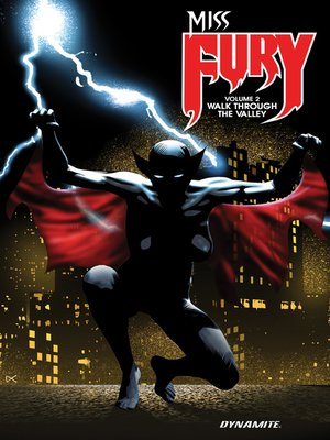 cover image of Miss Fury (2013), Volume 2