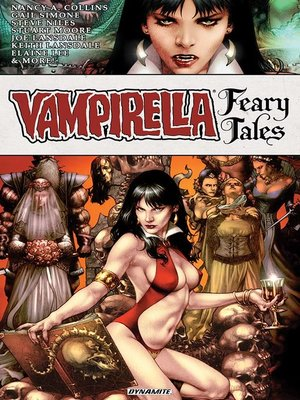 cover image of Vampirella: Feary Tales