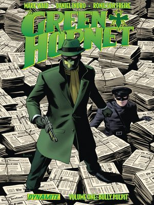 cover image of The Green Hornet (2013), Volume 1