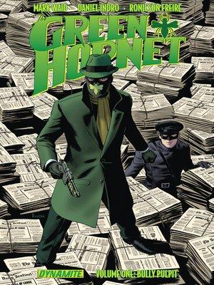 cover image of The Green Hornet (2013), Volume 1
