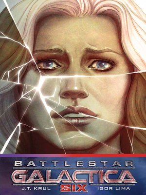 cover image of Battlestar Galactica: Six