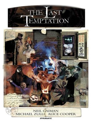 cover image of The Last Temptation