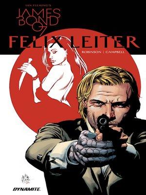 cover image of James Bond: Felix Leiter