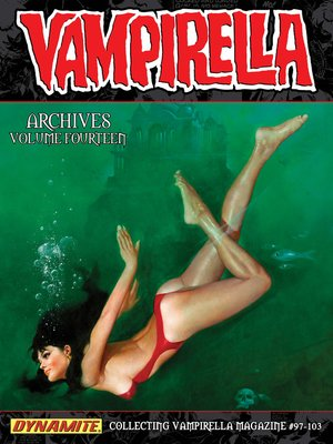 cover image of Vampirella Archives, Volume 14