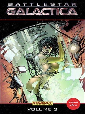 cover image of Battlestar Galactica (2006), Volume 3