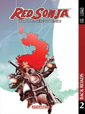 cover image of Red Sonja (2016): Worlds Away, Volume 2