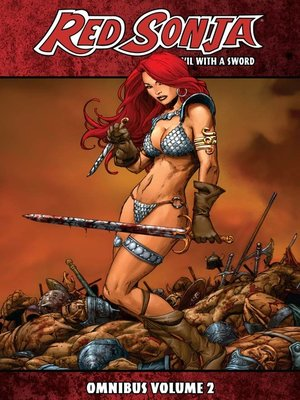 cover image of Red Sonja (2005): She-Devil with a Sword, Omnibus Volume 2