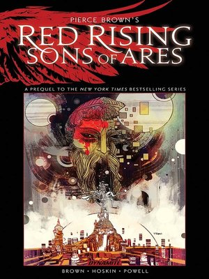 cover image of Pierce Brown's Red Rising: Son of Ares