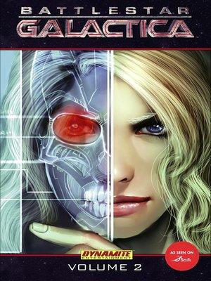 cover image of Battlestar Galactica (2006), Volume 2