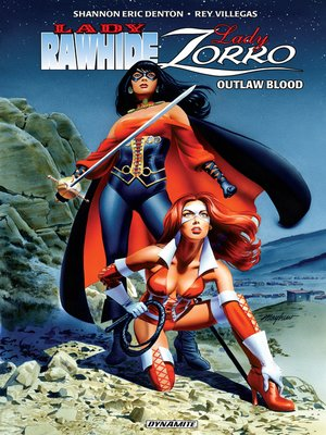 cover image of Lady Zorro/Lady Rawhide
