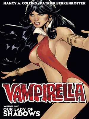 cover image of Vampirella (2014), Volume 1