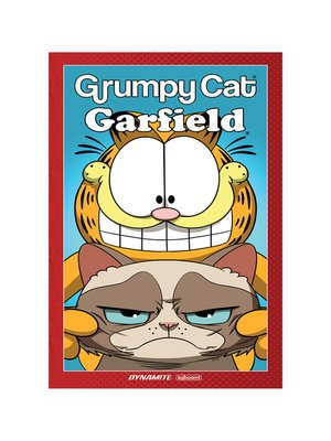 cover image of Grumpy Cat/Garfield Collection