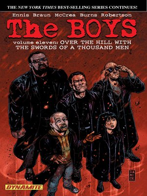 cover image of The Boys (2006), Volume 11