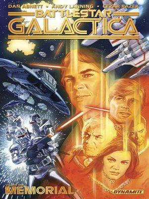 cover image of Classic Battlestar Galactica Volume 1