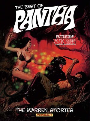 cover image of The Best of Pantha: The Warren Stories