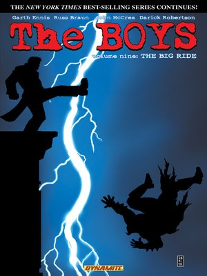 cover image of The Boys (2006), Volume 9