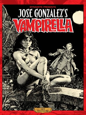 cover image of Jose Gonzalez's Vampirella
