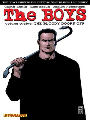 cover image of The Boys (2006), Volume 12