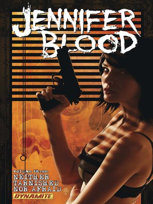 cover image of Jennifer Blood (2011), Volume 3